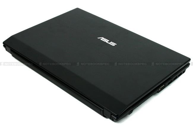 001 Asus P42J NotebookSpec Review