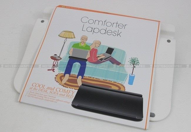 001 Choiix Comforter Lapdesk ความสบายในทุกท่าทาง