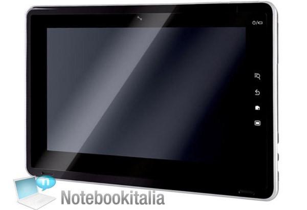 002-1 หน้าตา Toshiba Smart Pad ดูท่าว่าอันนี้แหละของจริง