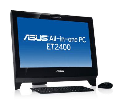 002-1 Asus ET2400 Series All in One PC ตอบสนองทุกความบันเทิงภายในบ้าน