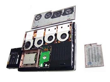 002-2 Eurocom ทำลายกำแพงโน๊ตบุ๊ค 3 TB ด้วย Seagate Momentus 7200 RPM
