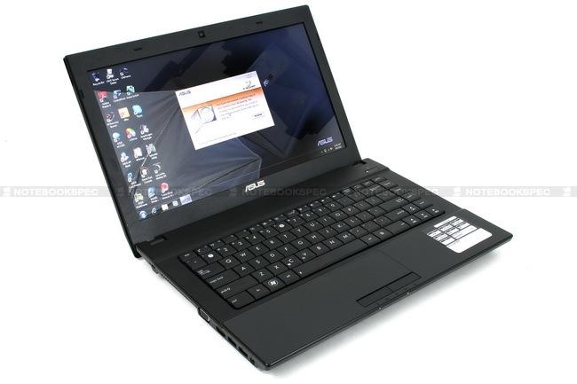 002 Asus P42J NotebookSpec Review