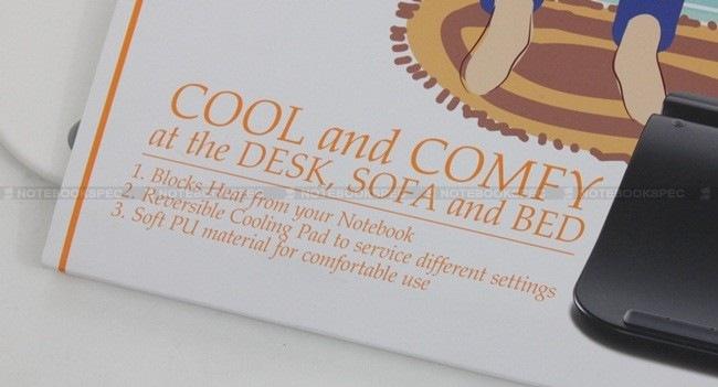 002 Choiix Comforter Lapdesk ความสบายในทุกท่าทาง