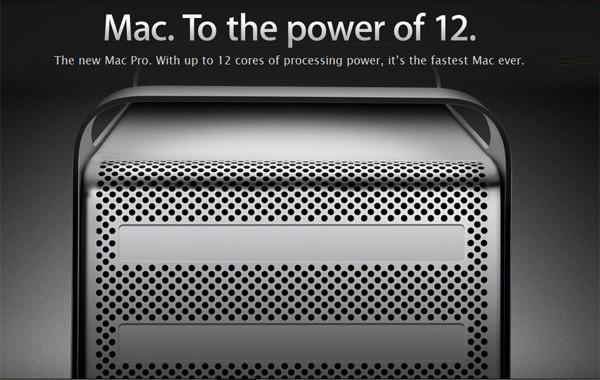 003-1 Apple Mac Pro ตัวใหม่พร้อม Intel Xeon 12 Core มาแล้ว
