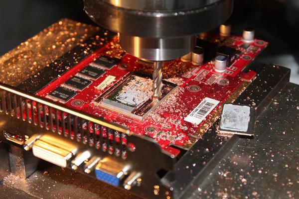003-2 NVIDIA รายงานผลการเงินประจำไตรมาสที่สองปีงบประมาณ 2011 แล้ว