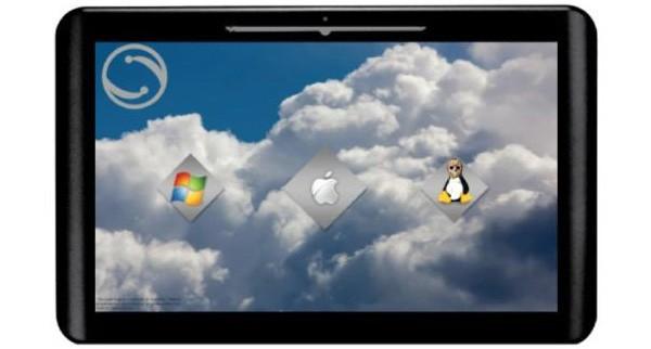 006-1 Axon Logic Haptic Tablet ลงระบบปฏิบัติการได้เหมือนตั้งโต๊ะ ราคาก็เหมือน