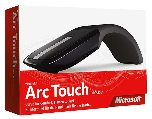 006-1 Microsoft Arc Touch Mouse ปล่อยออกมาขายแล้วหรือ