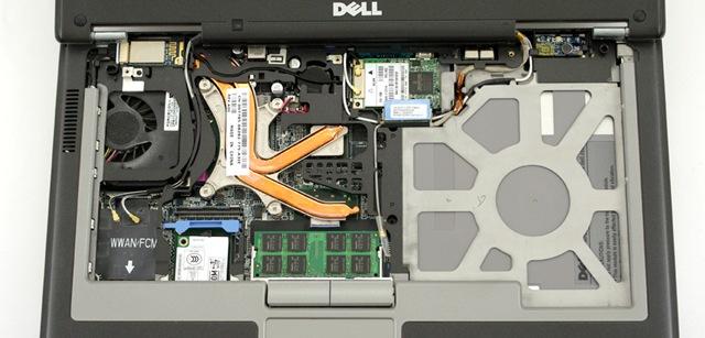 006 Dell Latitude D630