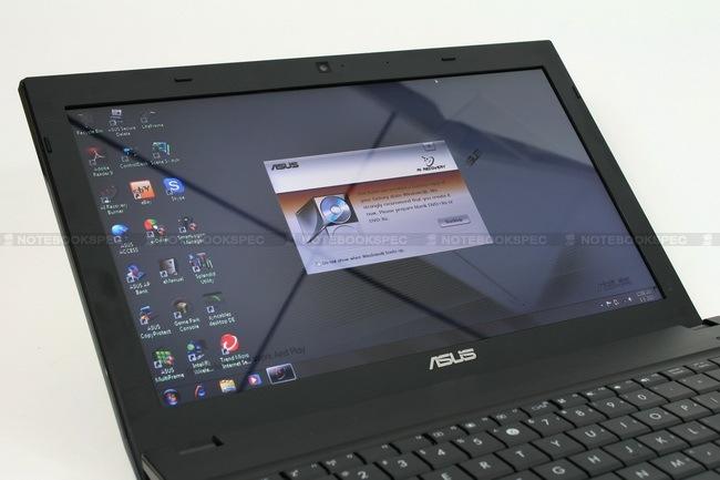 007 Asus P42J NotebookSpec Review