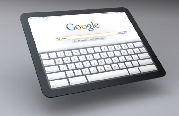 008-1 สยบข่าวลือ Chrome OS Tablet จาก Google ต้องรอปีหน้านู้น