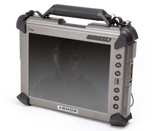 008-1 DRS Armor X10gx Tablet แบบโหดๆ สำหรับทหาร แต่ไงสเปกไม่โหด