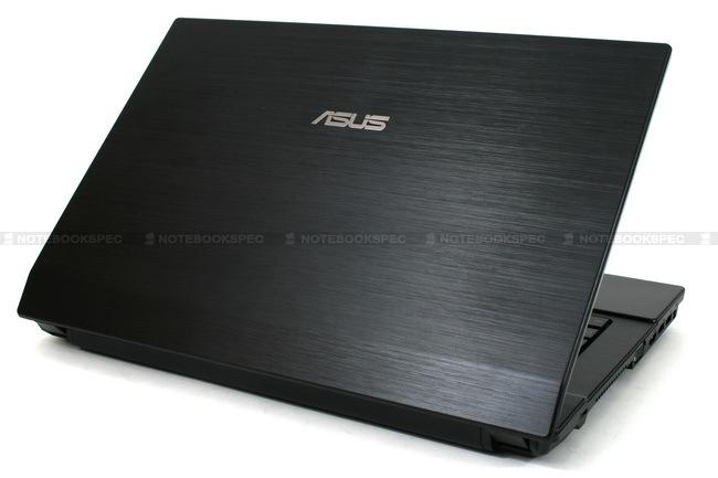 008 Asus P42J NotebookSpec Review