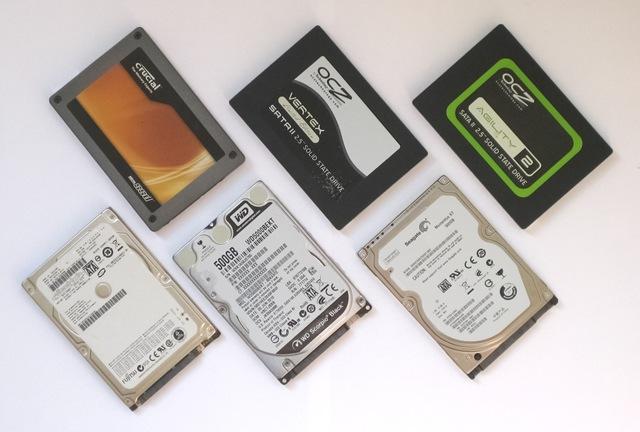 01 SSD VS Harddisk