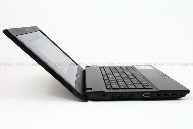 027 Asus P42J NotebookSpec Review