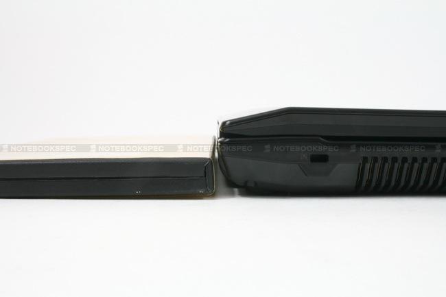 028 Asus P42J NotebookSpec Review