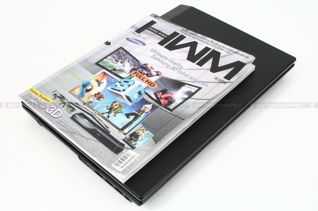029 Asus P42J NotebookSpec Review