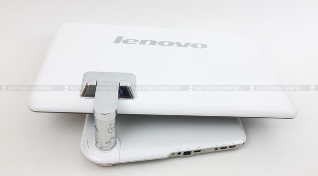 029 Lenovo A300 NotebookSpec Review