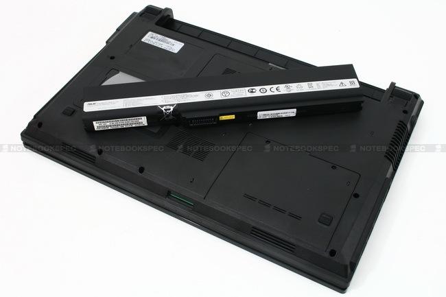031 Asus P42J NotebookSpec Review