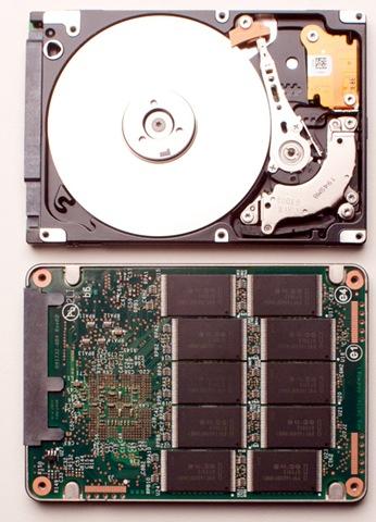 11 SSD VS Harddisk