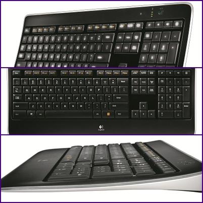 ลอจิเทคเปิดตัว K800 คีย์บอร์ดเรืองแสงไร้สาย พิมพ์งานสะดวกดีเยี่ยม  ไม่ว่ากลางวันหรือกลางคืน พร้อมเทคโนโลยีแสงแบ็คไลท์