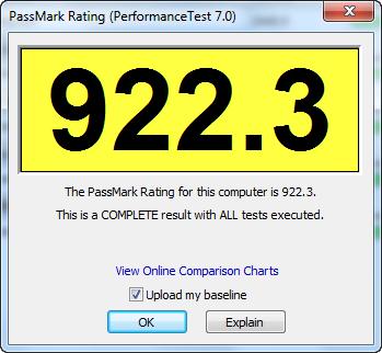 Performance Test 001