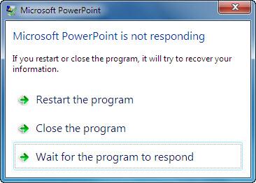 not responding_01
