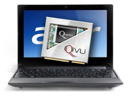 02-01 Acer Aspire One D256 ตกลงมาพร้อมชิป Quartics HD แน่ๆ แล้ว