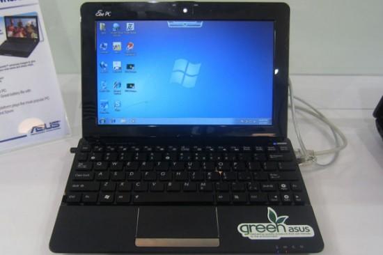 02-01 Asus Eee PC 1015PN Dual Core พร้อม ION 2 แถมจะจอ HD ฝันไปหรือเปล่า