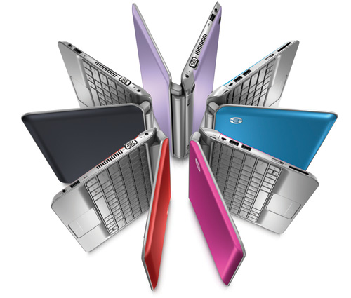 02-01 HP Mini 210 และ Mini 5103 ปรับปรุงใหม่มาใช้ Intel Dual Core N550 Atom Processor บ้างแล้ว
