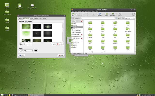 02 Mint OS