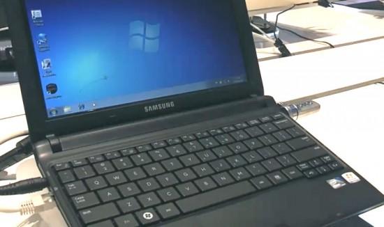 03-01 มาลองจับ Samsung N145 Plus ในงาน IFA 2010