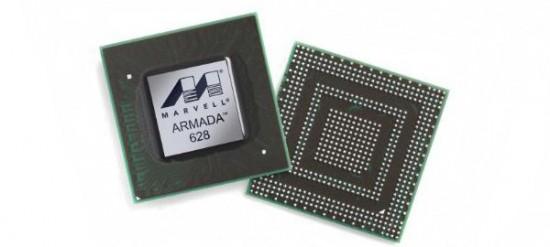 03-01 เปิดตัว CPU Triple Core ใหม่ Marvell ARMADA 628 1.5 GHz