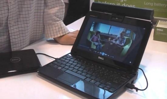 04-01 มาลองจับ Dell Mini 1018 พร้อมอุปกรณ์เสริม ในงาน IFA 2010