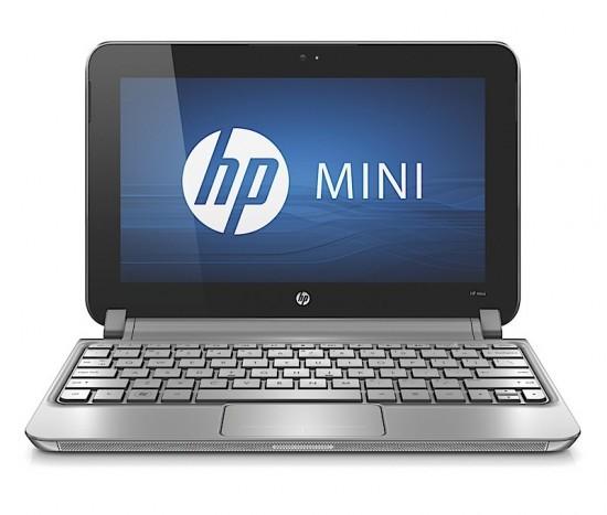04-01 HP เพิ่มตัวเลือกเครื่อง Mini 210 และ Mini 5103 ด้วย N550 Dual Core