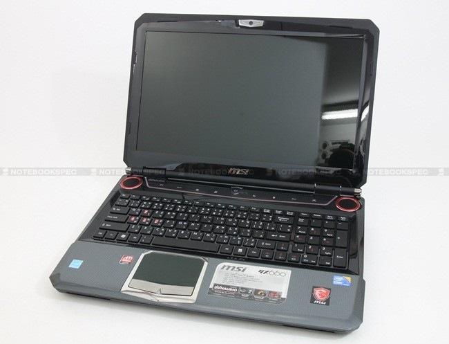 38 MSI GX660