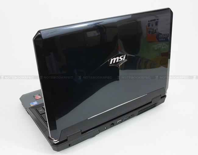 43 MSI GX660