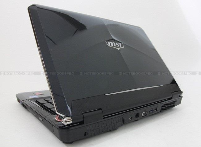59 MSI GX660