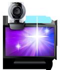 Crisp, colorful video calls