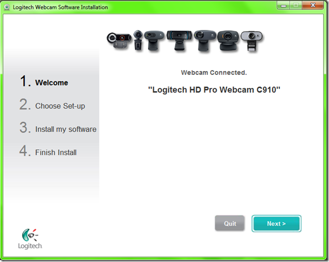 HD Pro Webcam C910 B-02
