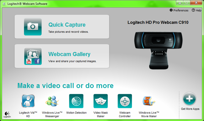 HD Pro Webcam C910 B-13.1