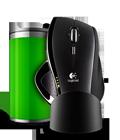 Premium rechargeable laser mouse