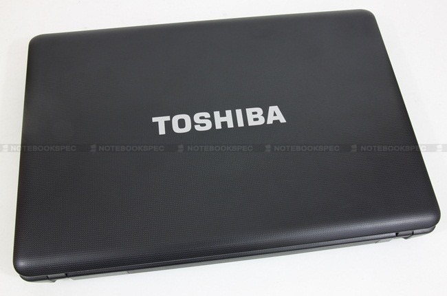 Toshiba Satellite C640 09