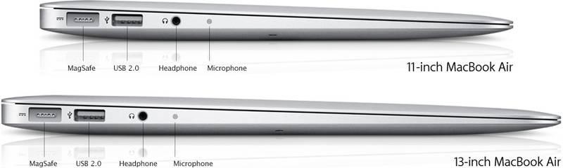 01-06 สรุปข่าว Apple MacBook Air มีให้เลือกได้สองรุ่นสองขนาด ดีขึ้นเกือบหมดยกเว้น CPU