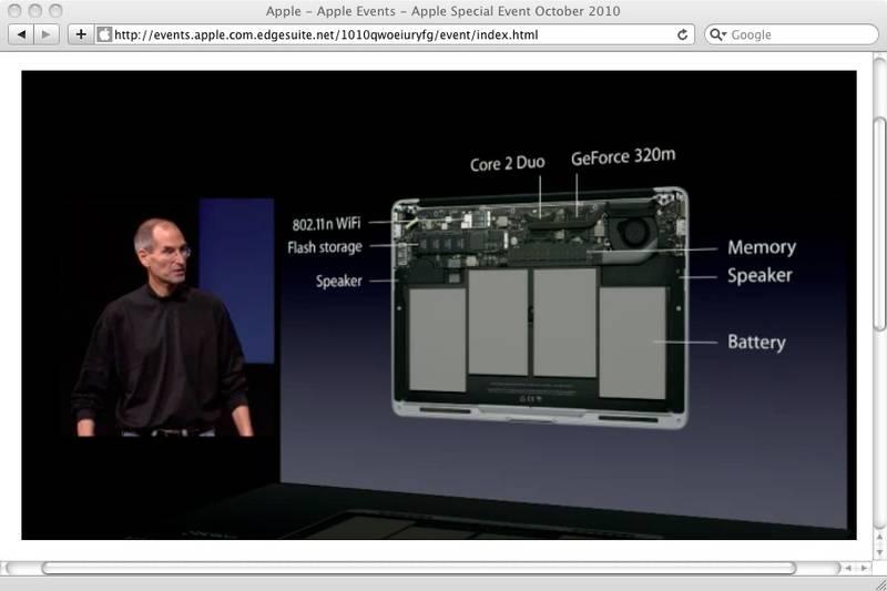 01-10 สรุปข่าว Apple MacBook Air มีให้เลือกได้สองรุ่นสองขนาด ดีขึ้นเกือบหมดยกเว้น CPU