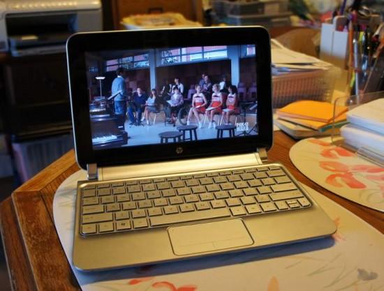 02-01 HP Mini 210 รุ่นใหม่ ใช้ Dual Core ตามสมัย มี Broadcom Crystal HD Card ฝังติดเมนบอร์ดมาให้ด้วย