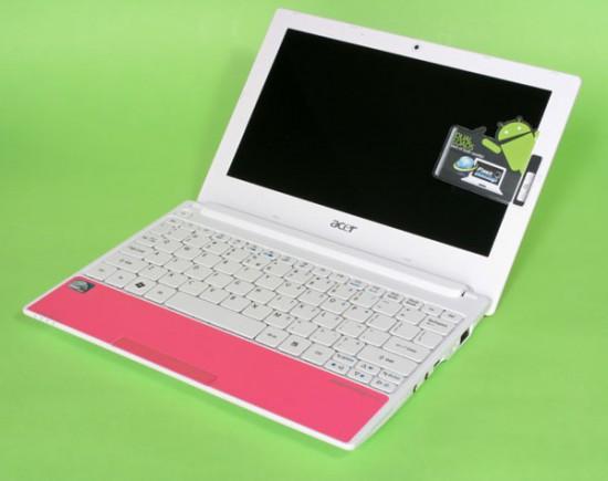 03-01 แกะกล่อง Acer Aspire One Happy สีชมพู แบบว่า มันจะหวานไปไหน