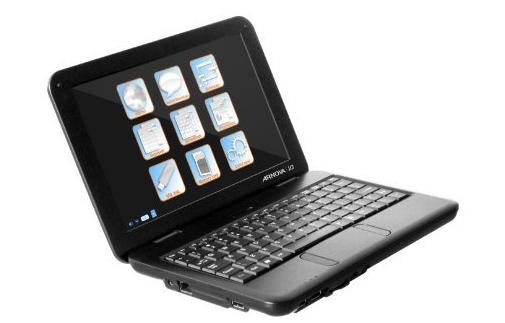 03-01 Archos Arnova เครื่อง Smartbook ขนาด 10.2 นิ้ว ราคาแค่ 6,000 บาท