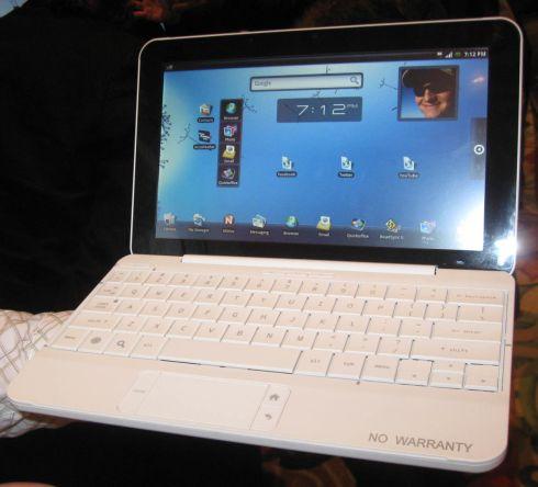 04-01 Compad Airlife 100 Smartbook จอมพลังจาก Android กำลังไปยังประเทศซิลี
