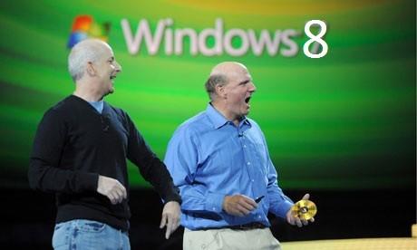 05-01 Microsoft Windows 8 จะออกวางจำหน่ายในปี 2012 ข่าวมาจาก Microsoft เนเธอร์แลนด์