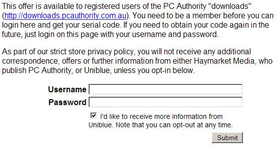 05-02 [Download] UniBlue SystemTweaker 2010 โปรแกรมปรับแต่งเครื่องแจกให้ใช้กันฟรีๆ